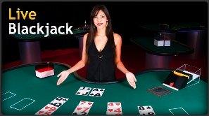 Spielen GoWild Live Blackjack