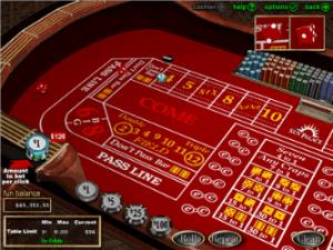 GoWild Casino Craps