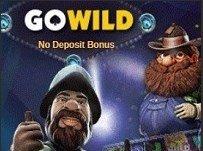 Gowild No Deposit Bonus